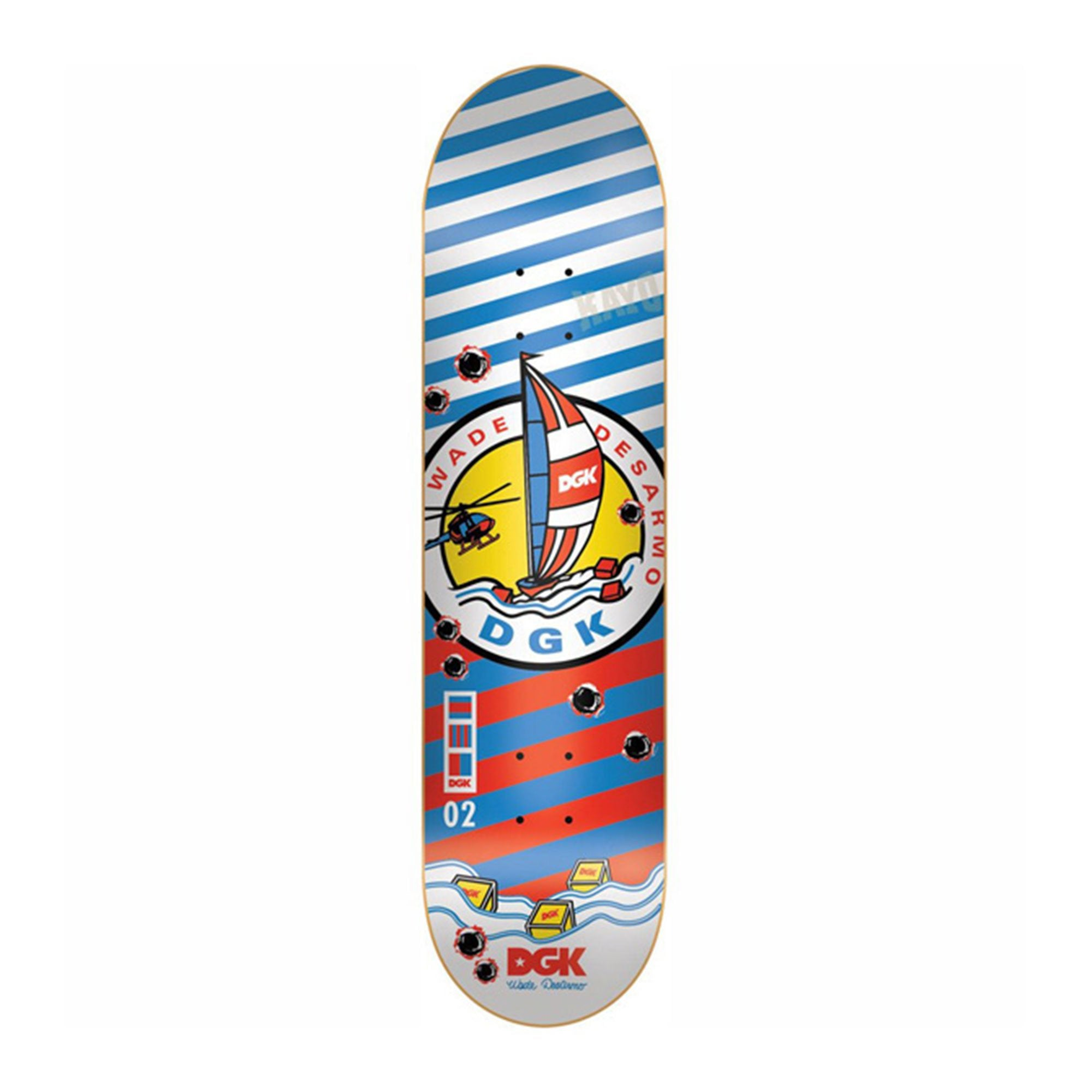 DGK Established Wade Deck Product Photo #1