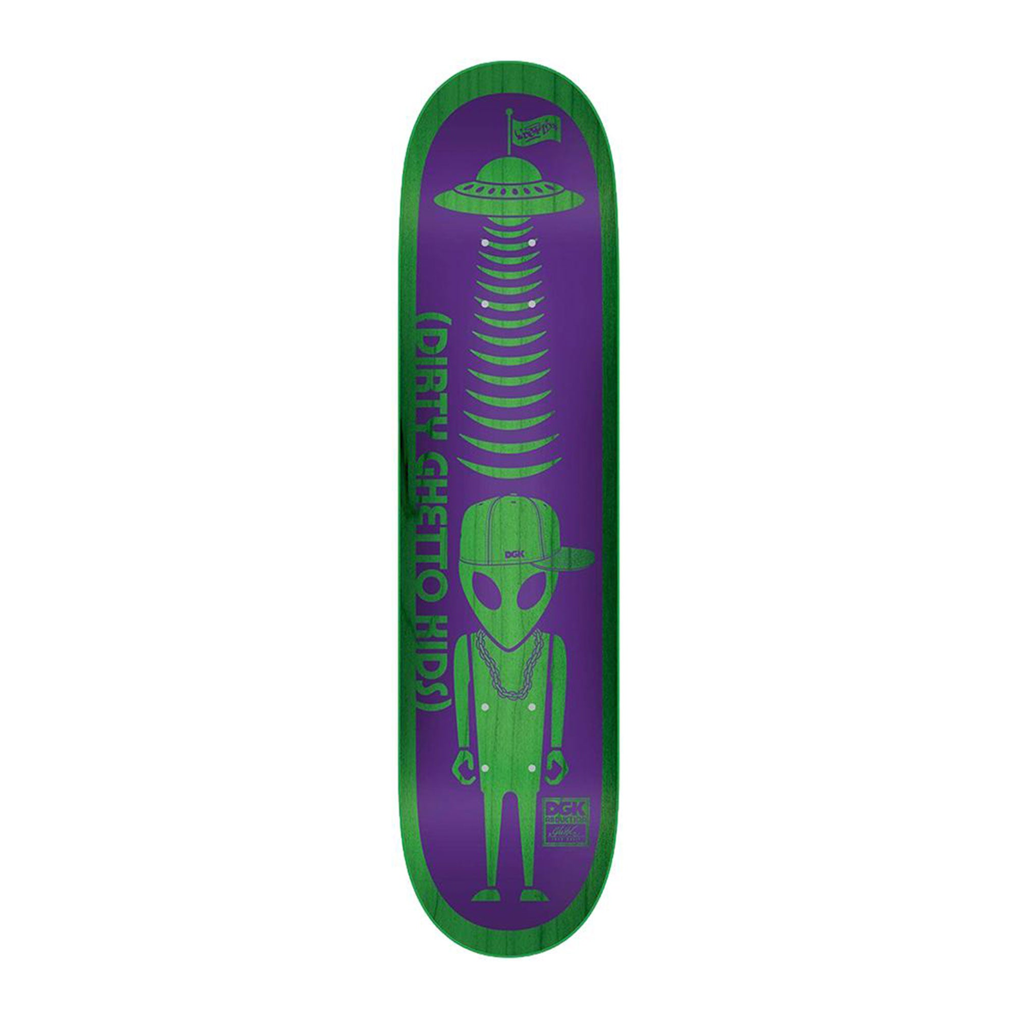 DGK Abduction Kalis Deck Product Photo #1