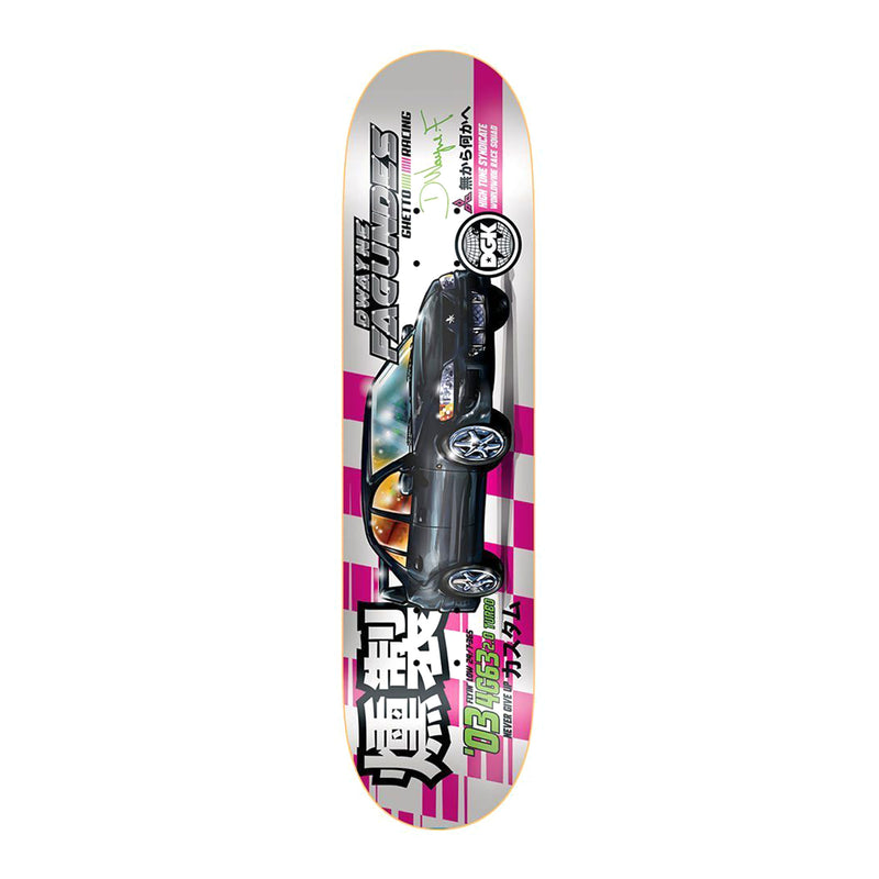 DGK Tuner Fagundes Deck Product Photo