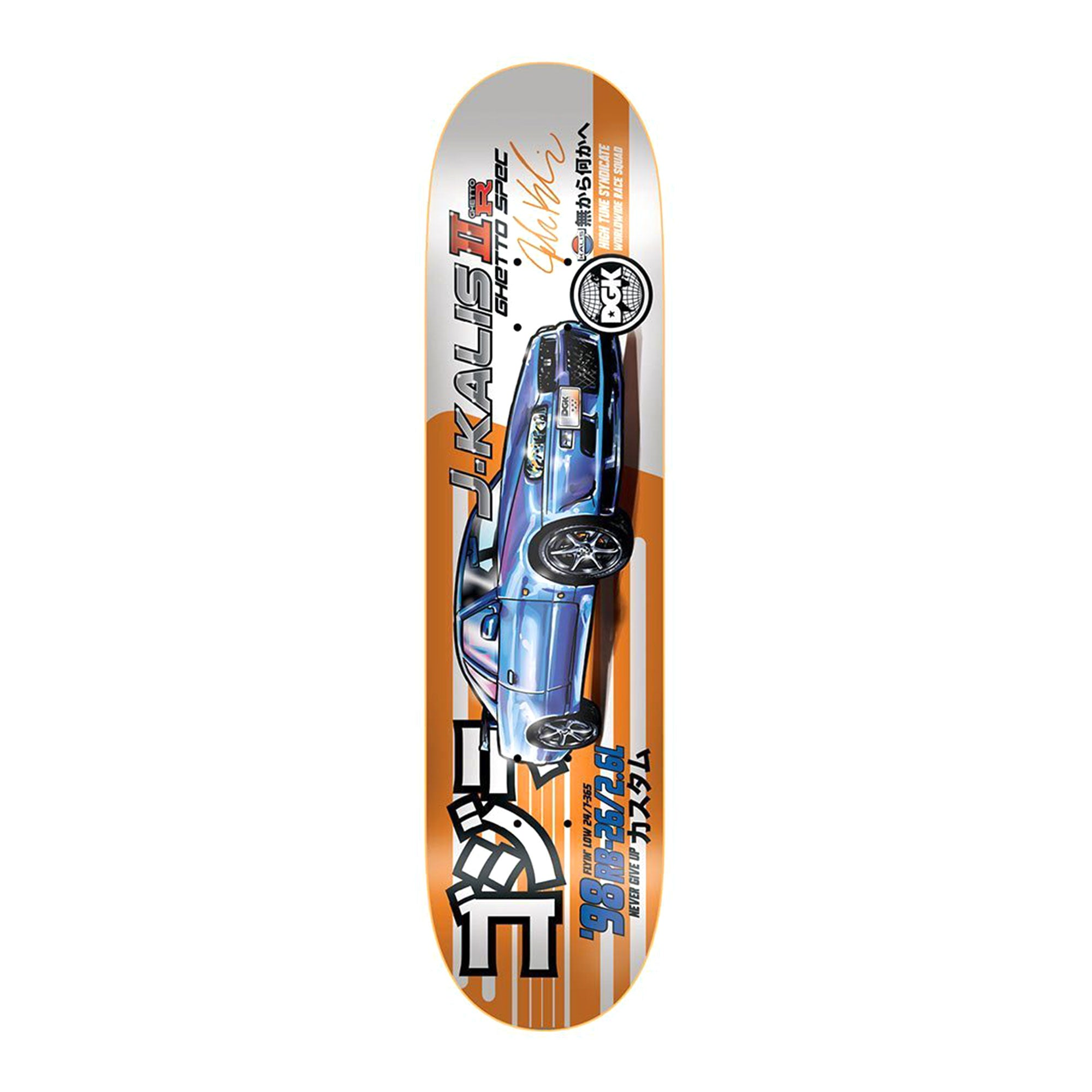 DGK Tuner Kalis Deck Product Photo #1