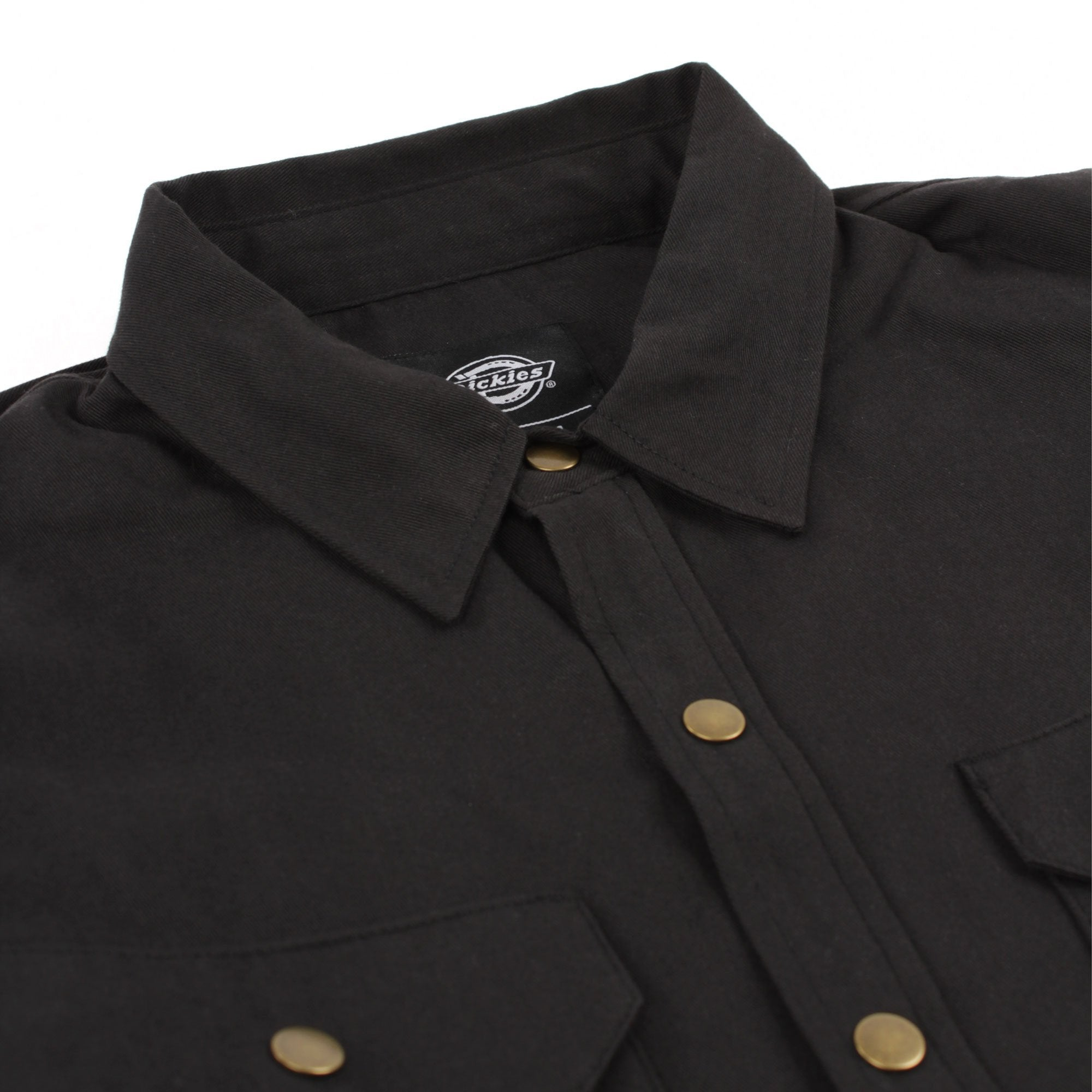 Dickies Quilted Shirt Jacket Product Photo #2