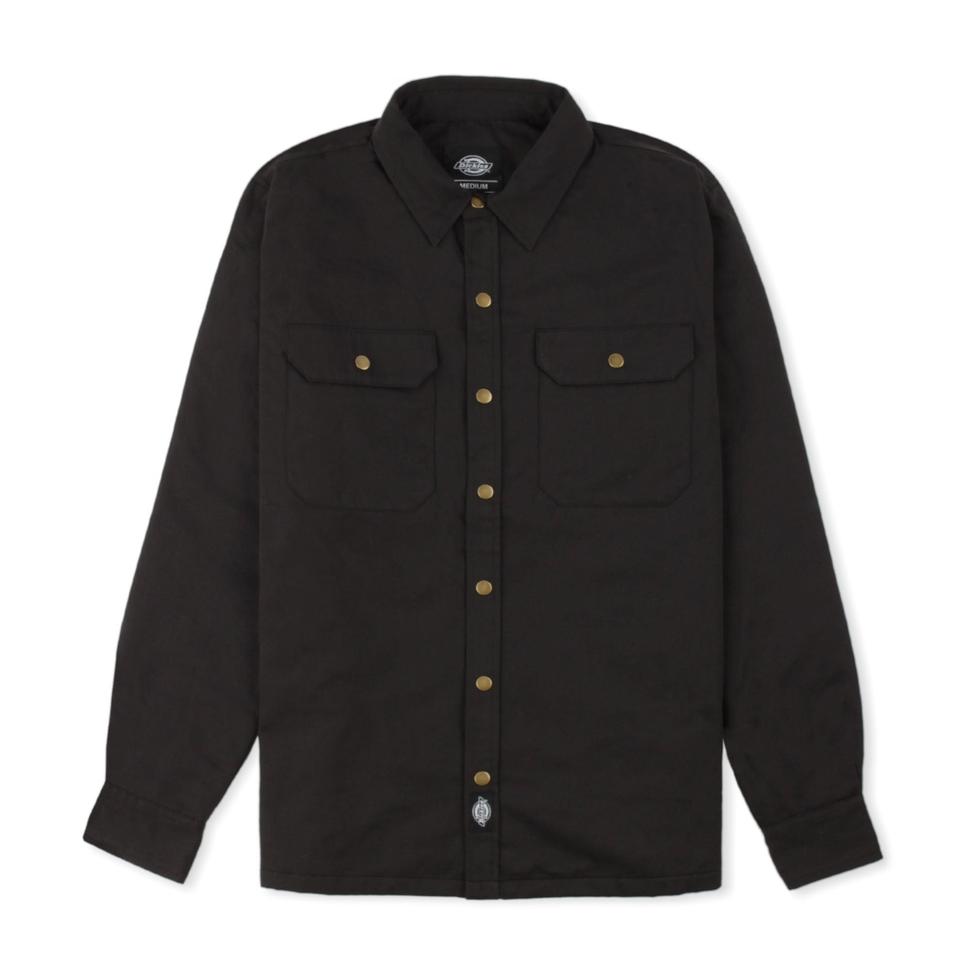 Dickies Quilted Shirt Jacket Product Photo #1