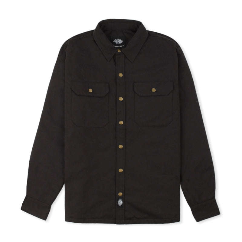 Dickies Quilted Shirt Jacket Product Photo
