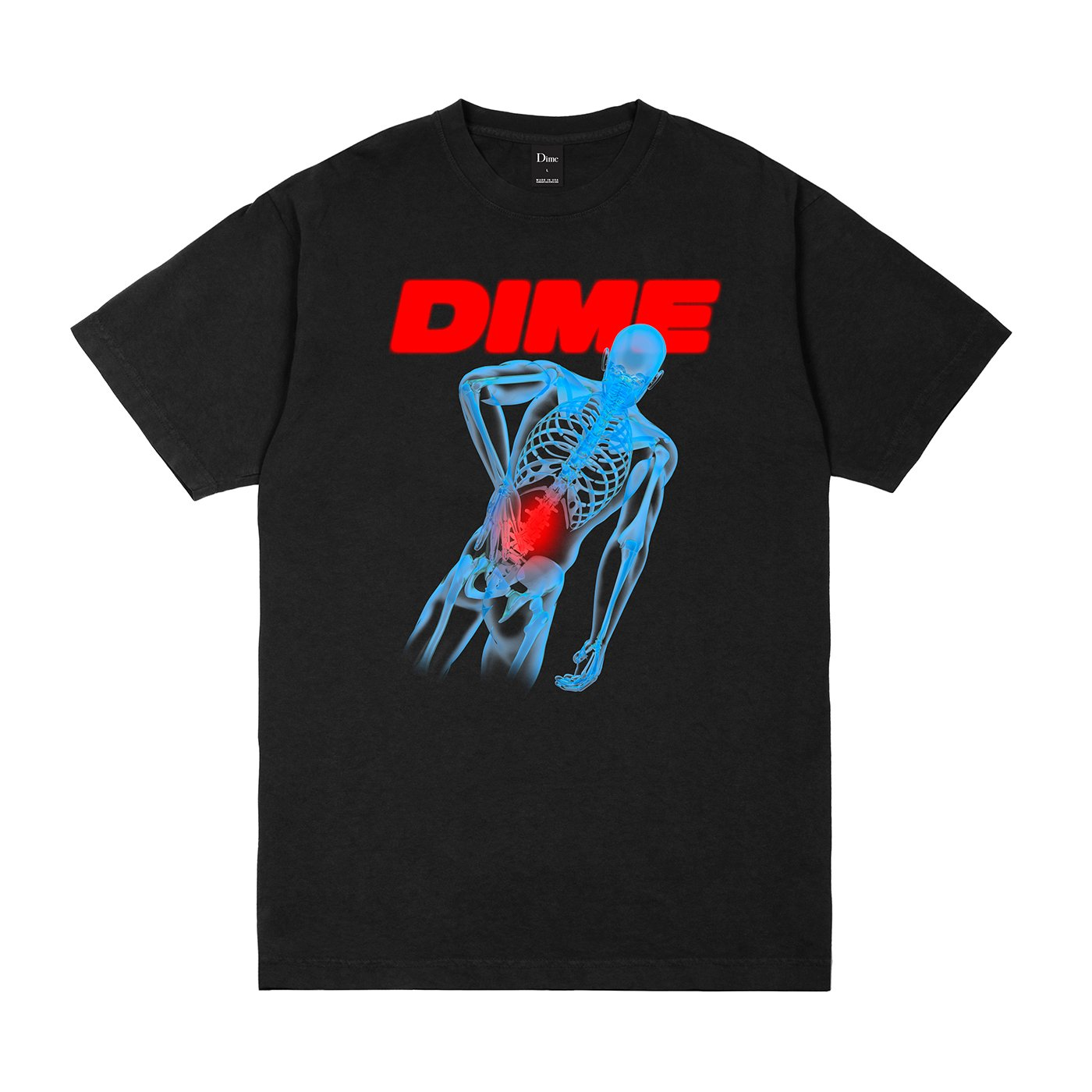 Dime Back Pain Tee Product Photo #1