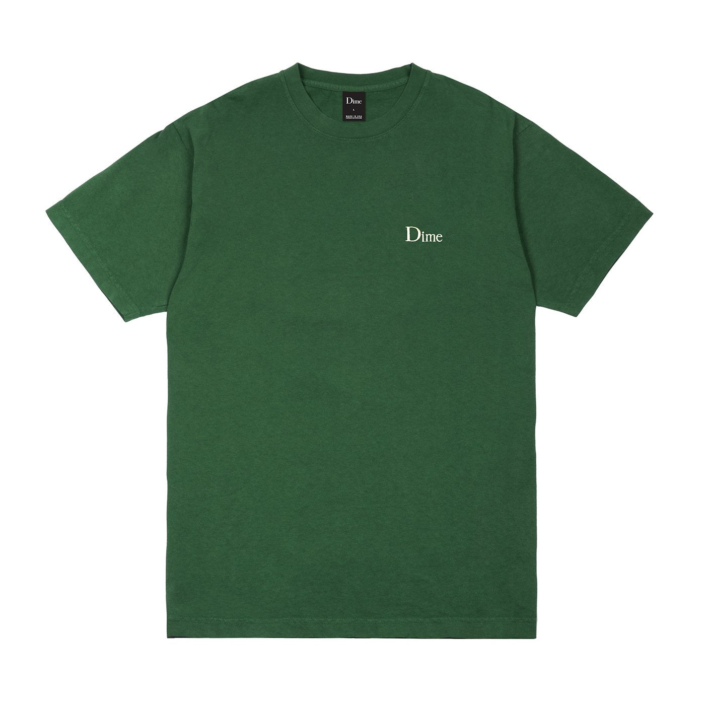 Dime Classic Embroidered Tee Product Photo #1
