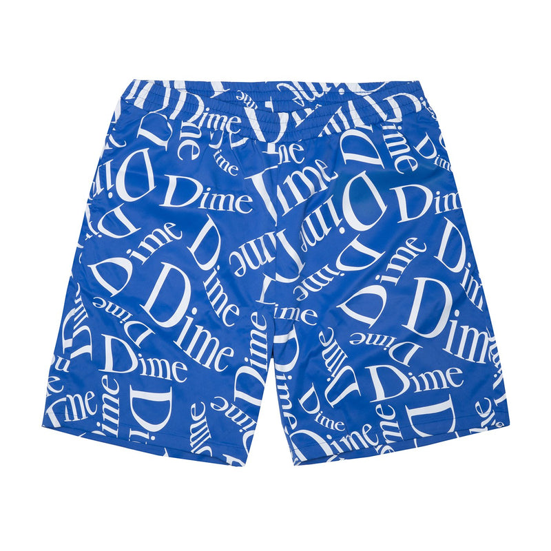 Dime Classic Pattern Shorts Product Photo