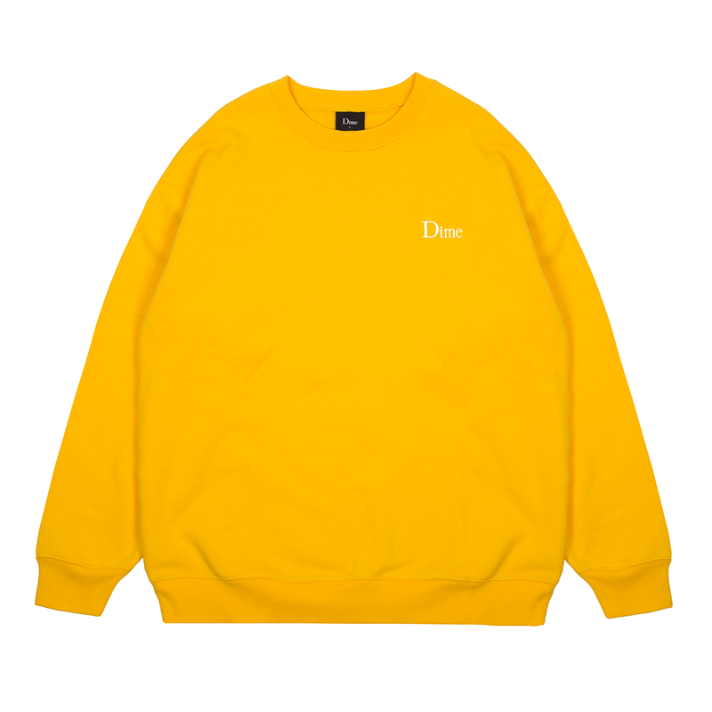 Dime Classic Small Logo Crewneck Product Photo