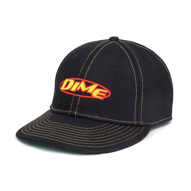 Dime Contrast Denim Cap Product Photo
