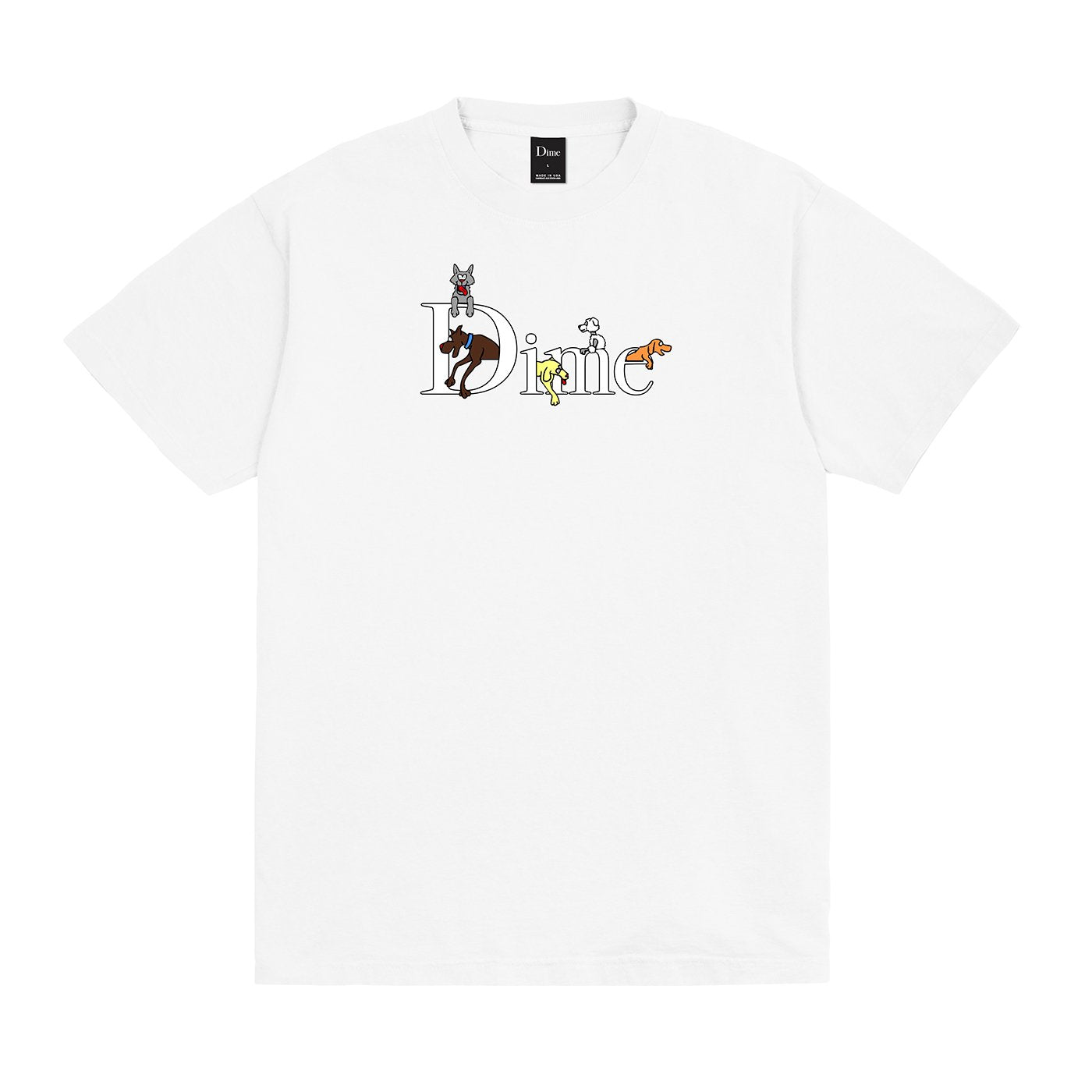Dime Dog Classic Logo Tee Product Photo #1