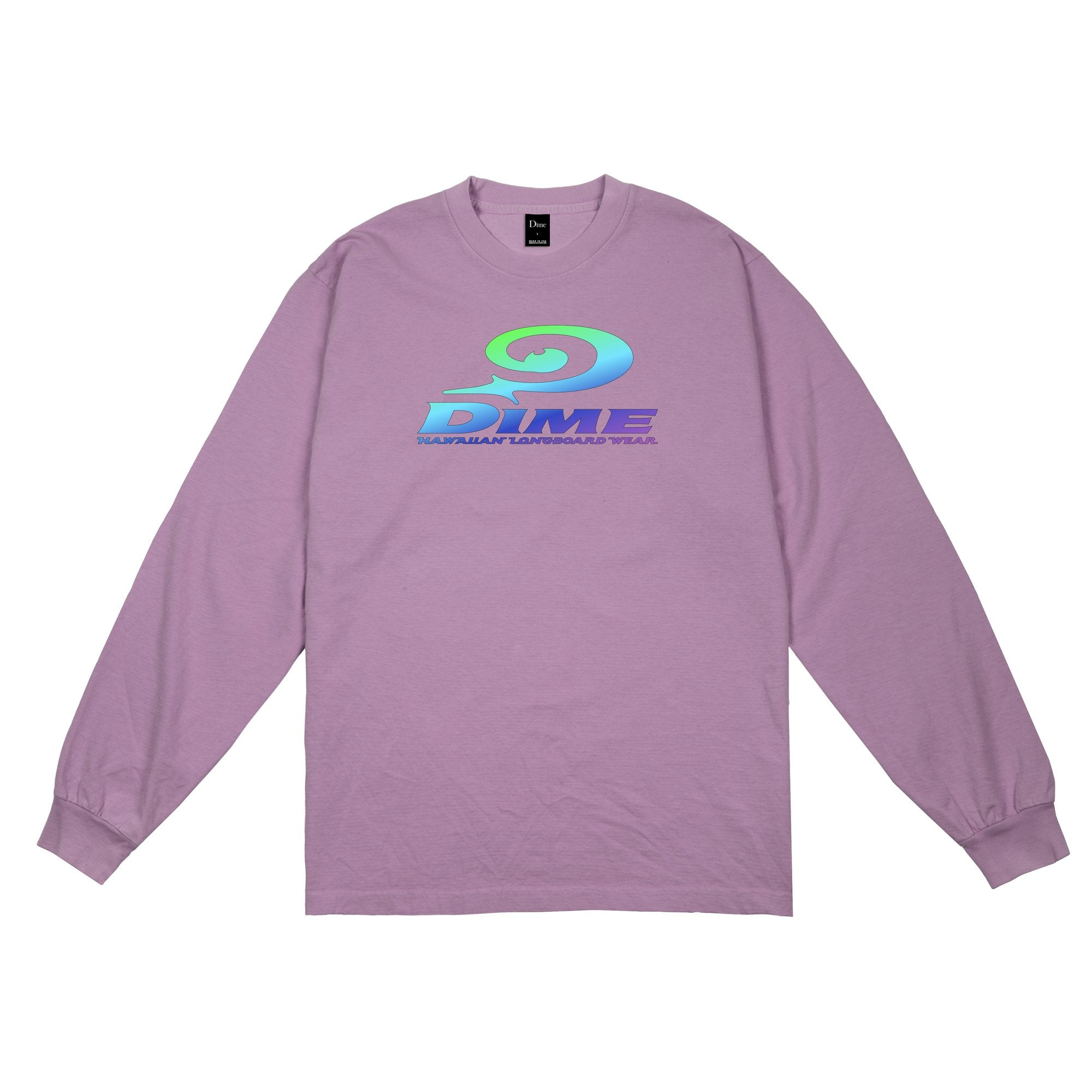 Dime Layback L/S Tee Product Photo #1