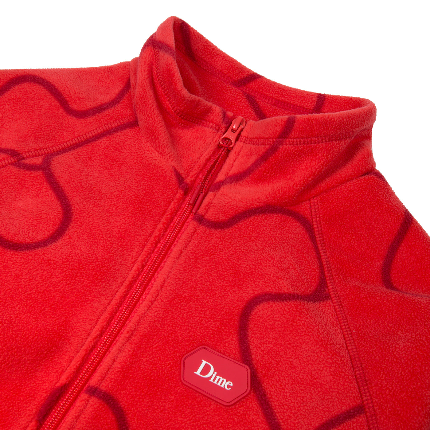 Dime Puzzle Polar Fleece Product Photo #2