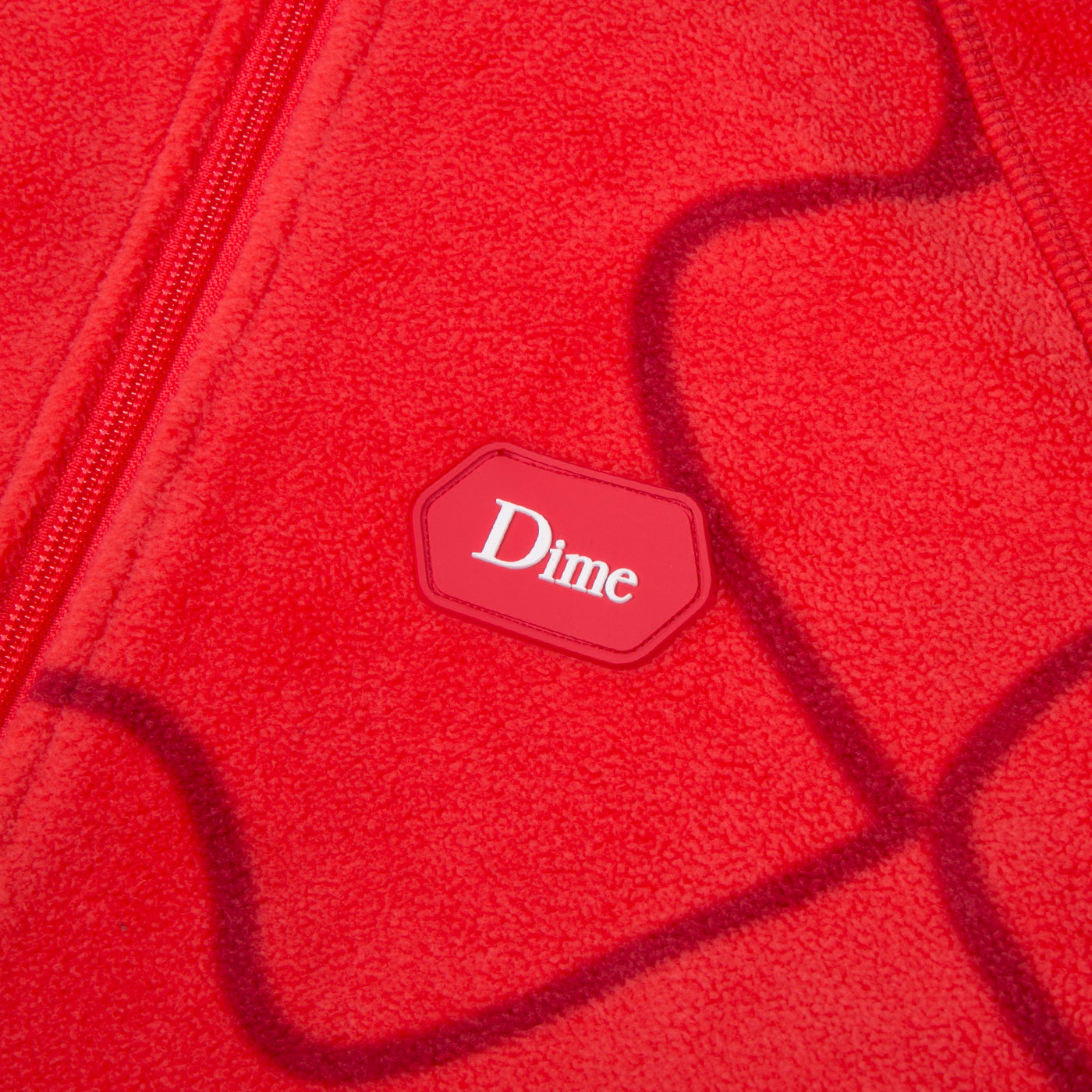 Dime Puzzle Polar Fleece Product Photo #3