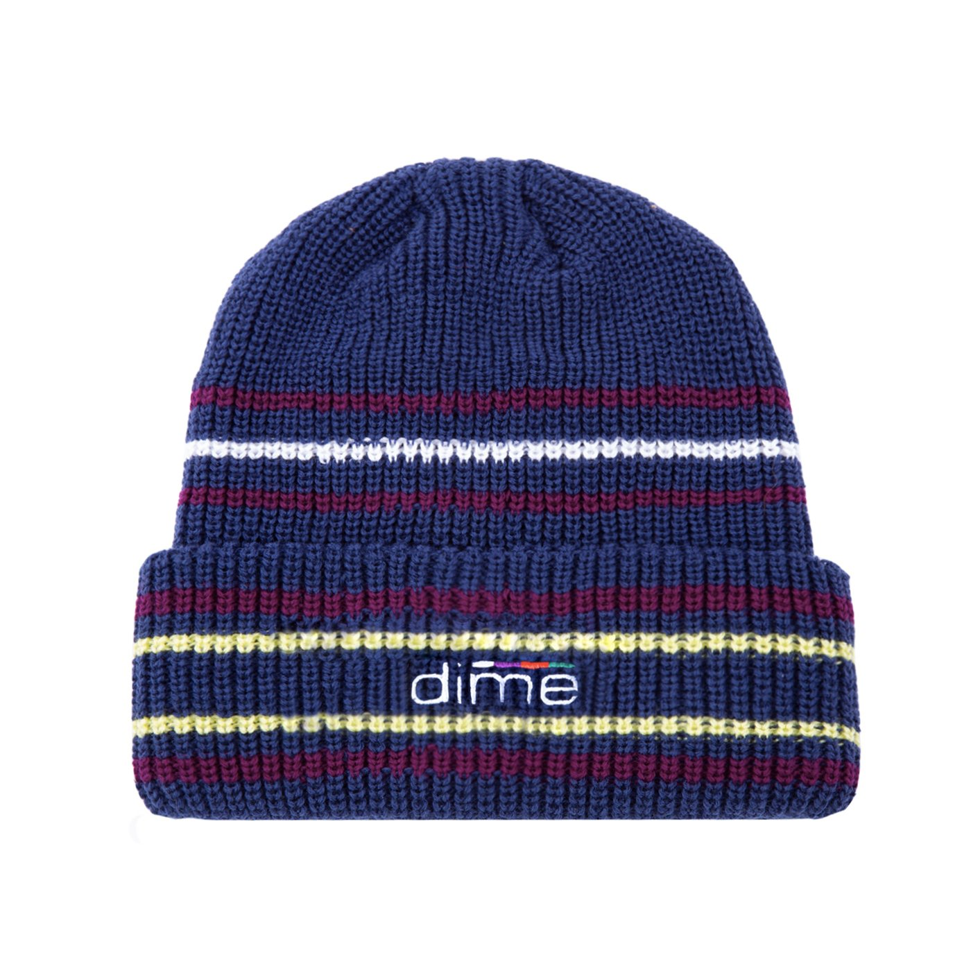 Dime Striped Beanie Product Photo #1
