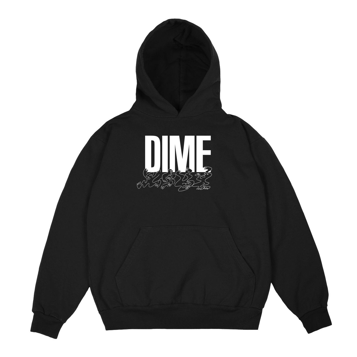 Dime Support Hood Product Photo #1