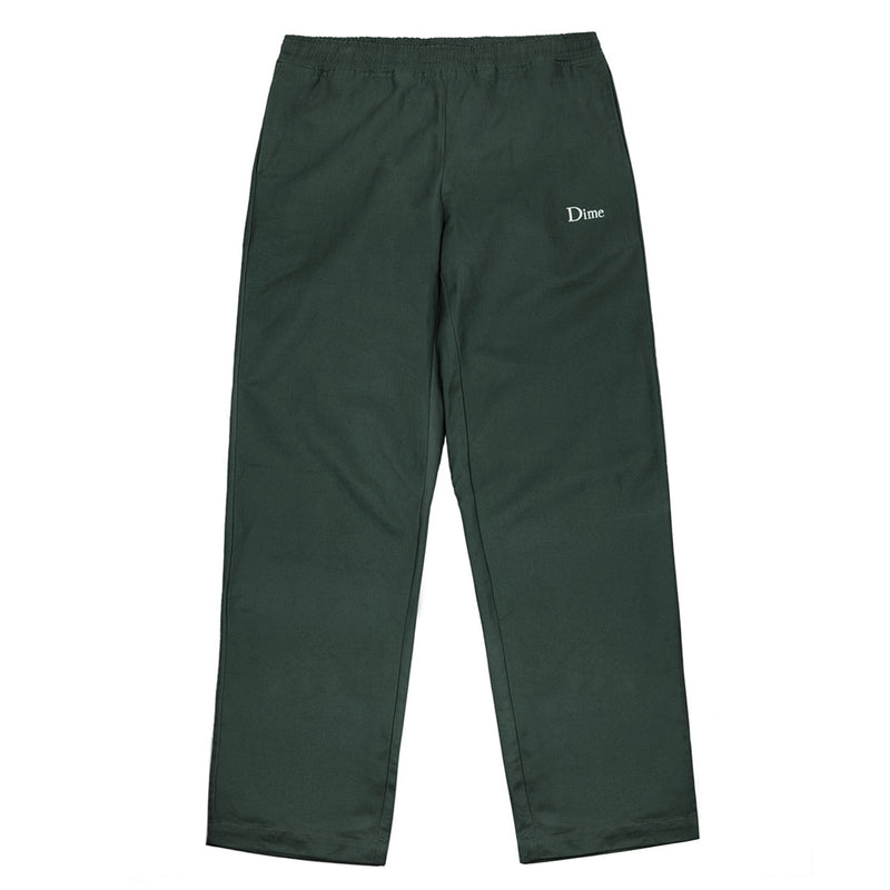 Dime Twill Pants Product Photo