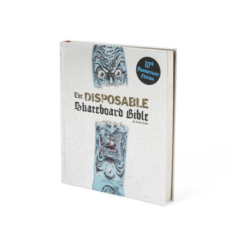 Disposable Skate Bible - 10 Year Anniversary Edition Product Photo