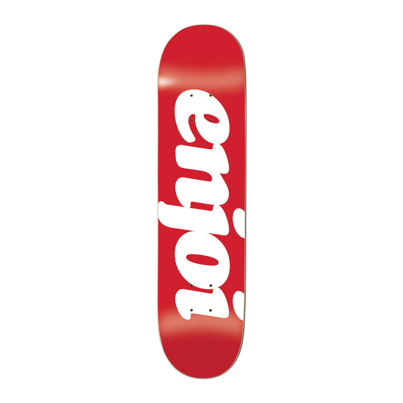 Enjoi Flocked HYB Deck Product Photo