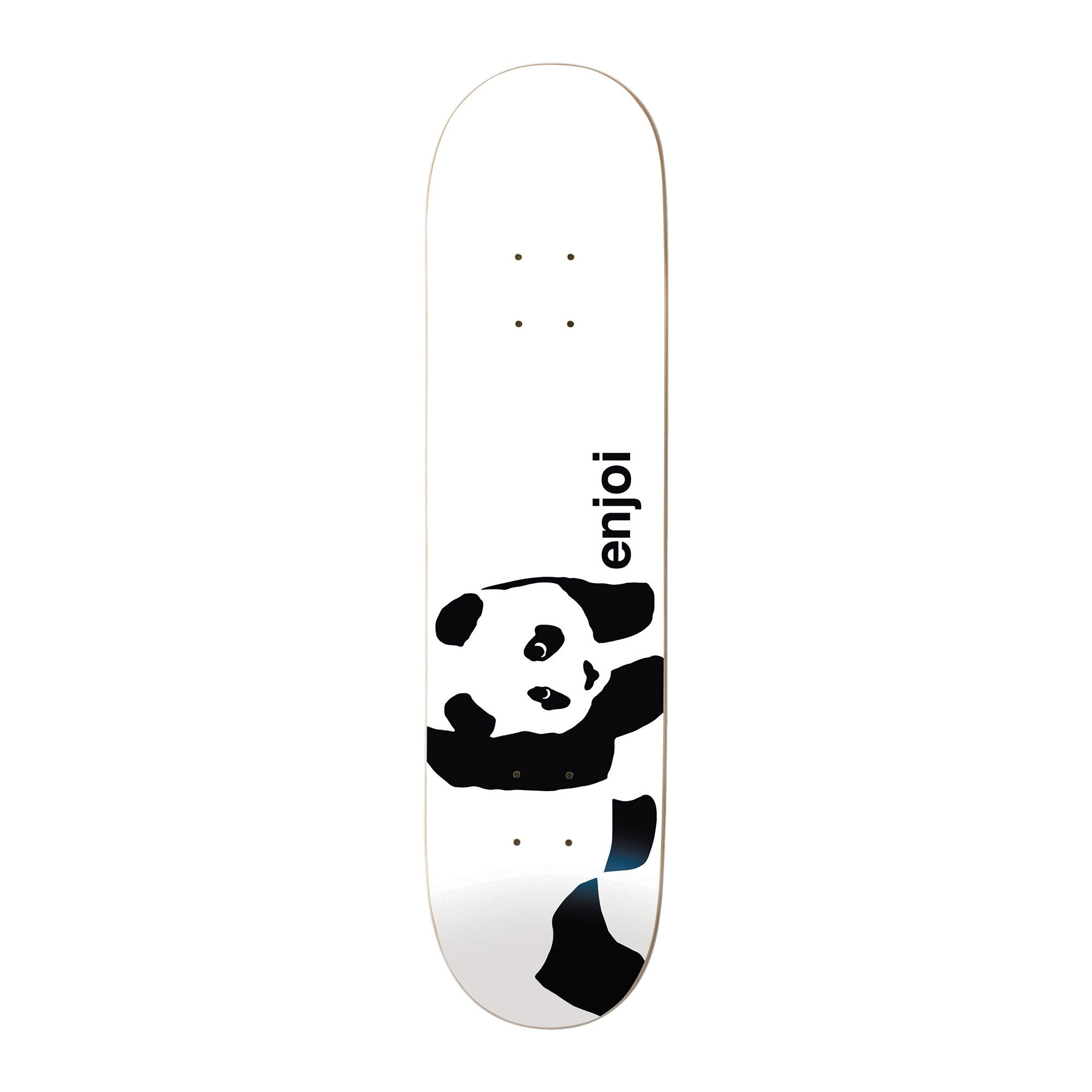 Enjoi Whitey Panda Logo Wide R7 Deck Product Photo #1