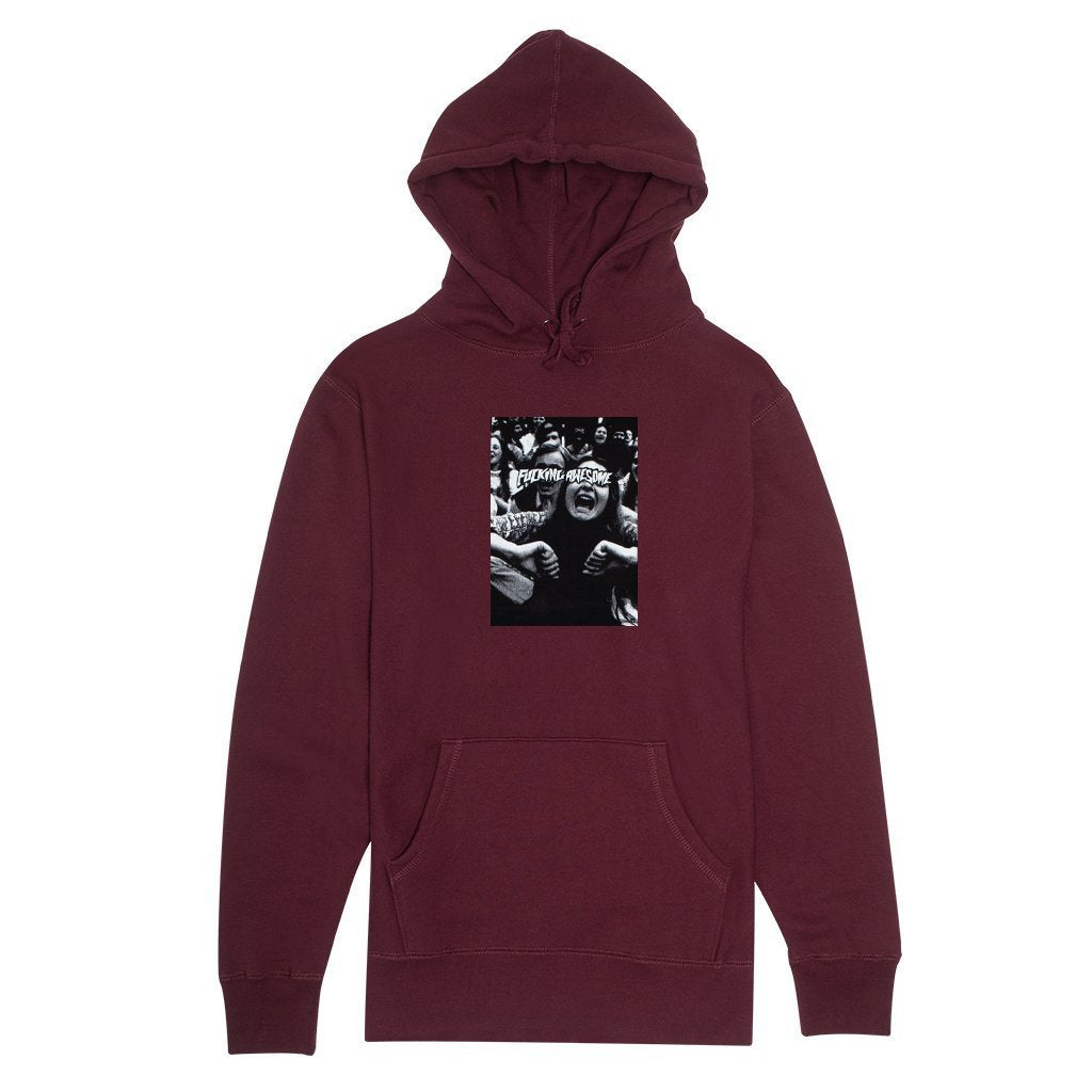 FUCKING AWESOME SCREAM HOODIE