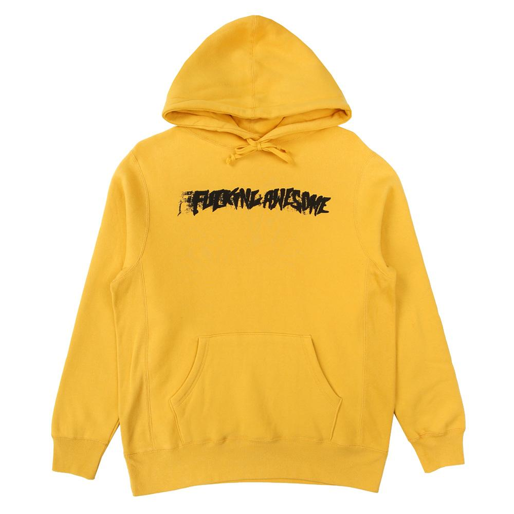 Fucking Awesome Stamp Hoodie