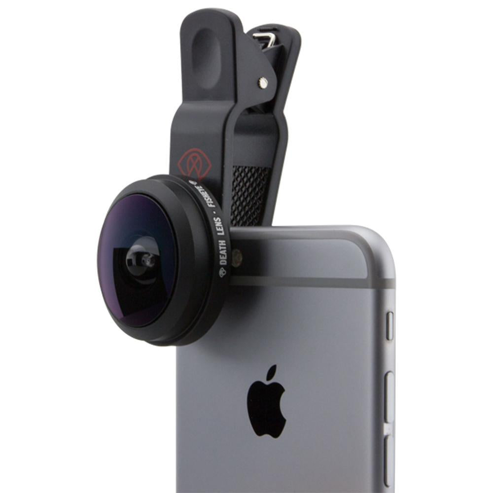 Death Lens Clip On Fisheye Product Photo #4