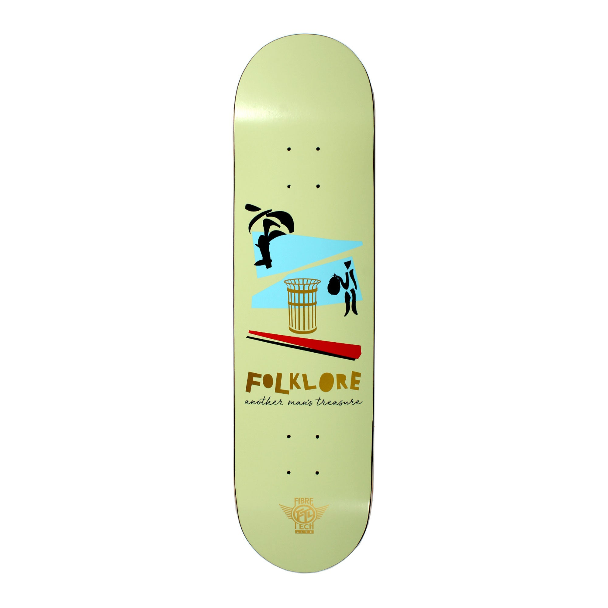 Folklore Trash FTL Deck Product Photo #1