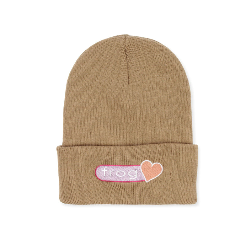 Frog Perfect Heart Beanie Product Photo