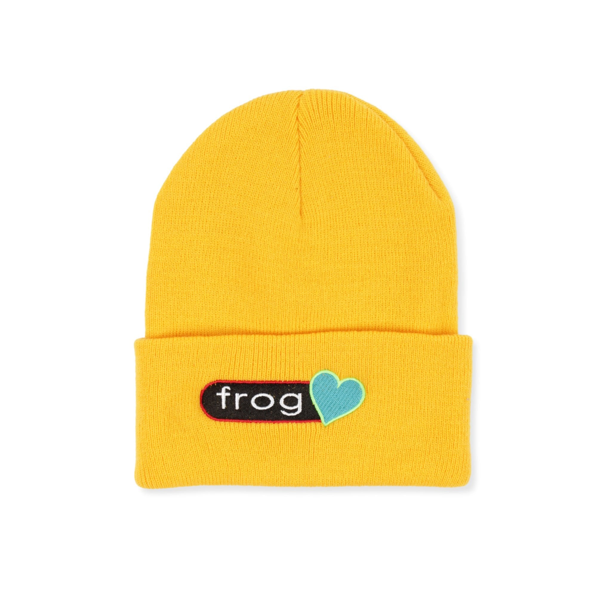 Frog Perfect Heart Beanie Product Photo #1