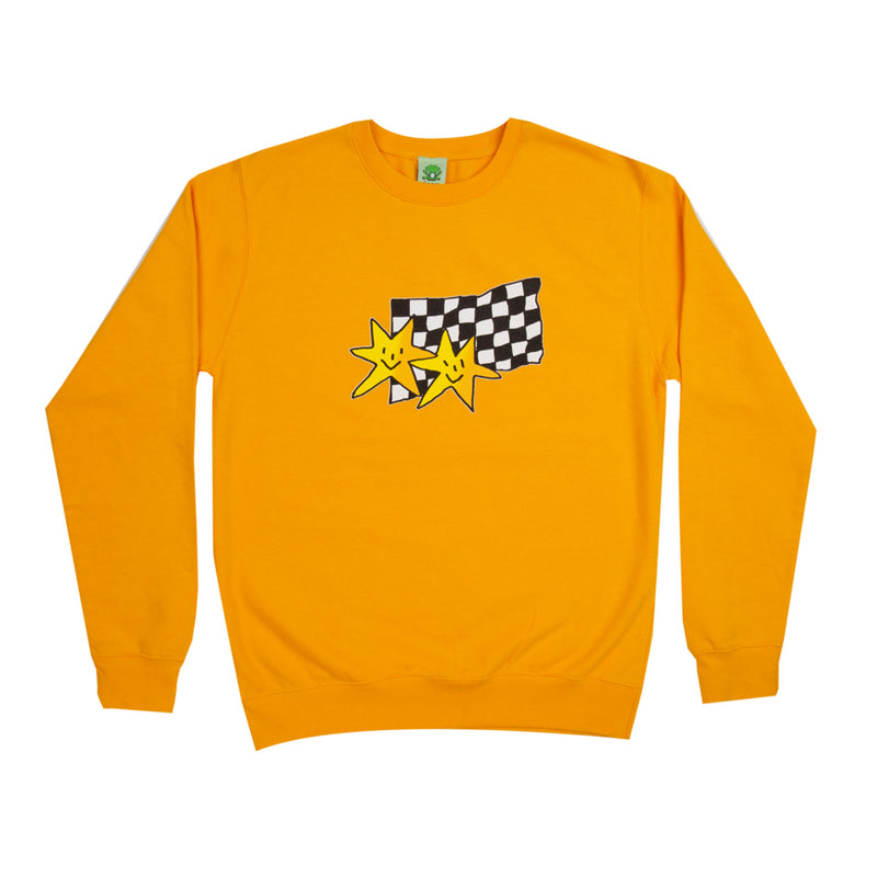 Frog Stars Crewneck Product Photo