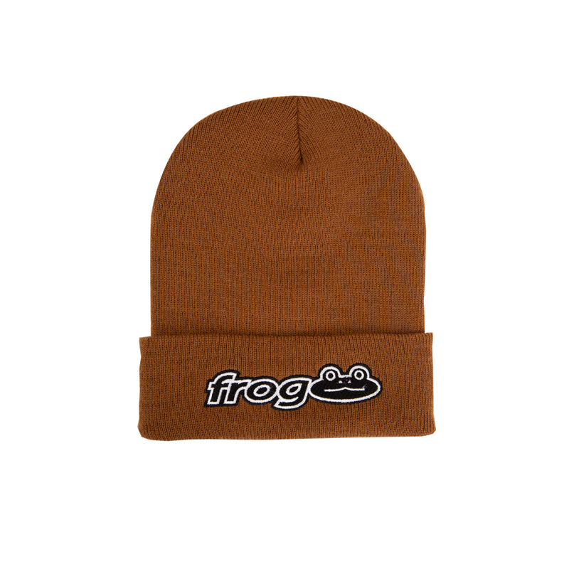 Frog Frog Works Logo Beanie Product Photo