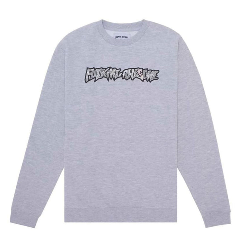 Fucking Awesome Actual Visual Guidance Crewneck Product Photo