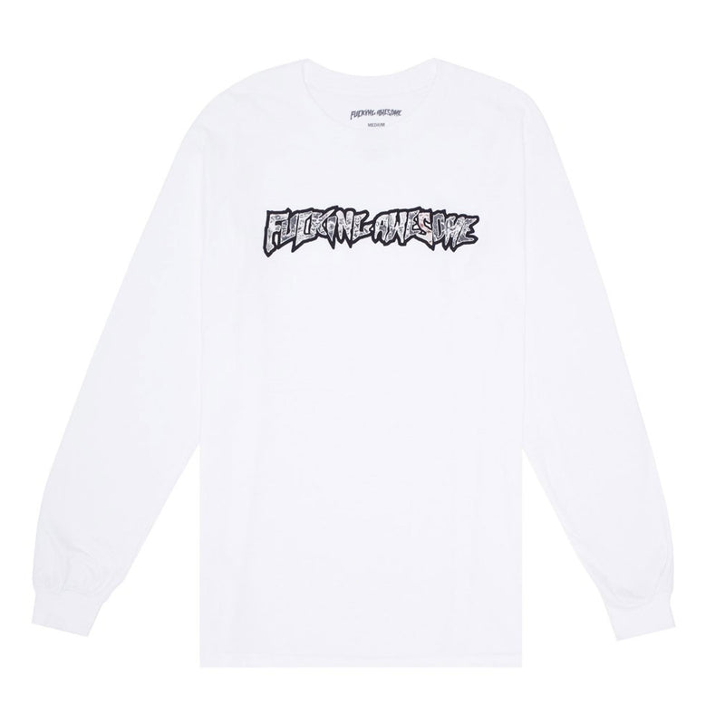 Fucking Awesome Actual Visual Guidance Longsleeve Tee Product Photo