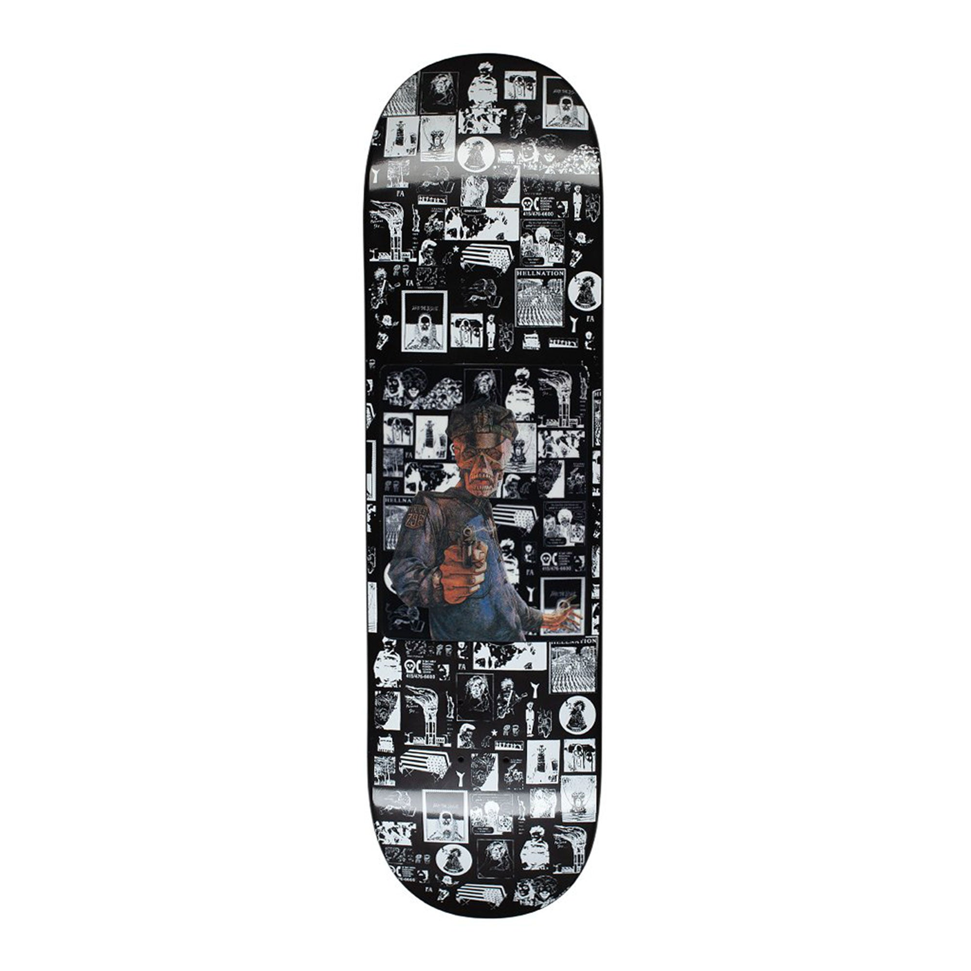 Fucking Awesome Aiden Hologram Deck Product Photo #1