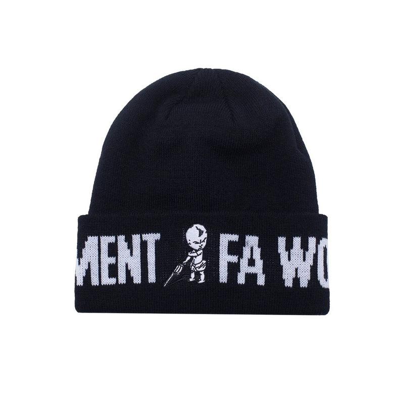 Fucking Awesome Baby Beanie Product Photo