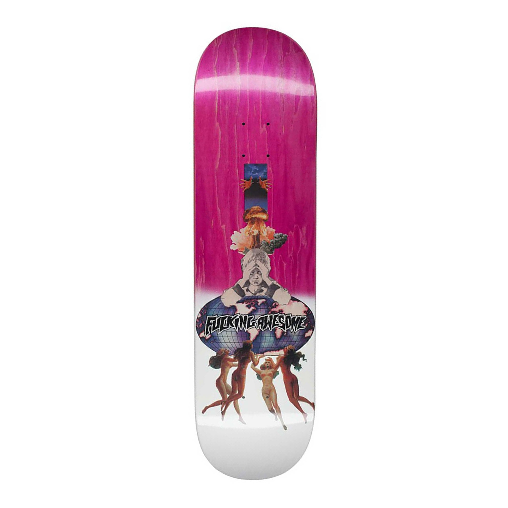 Fucking Awesome Berle Dipped Tail Deck Product Photo #1