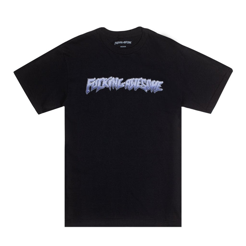 Fucking Awesome Chrome Tee Product Photo