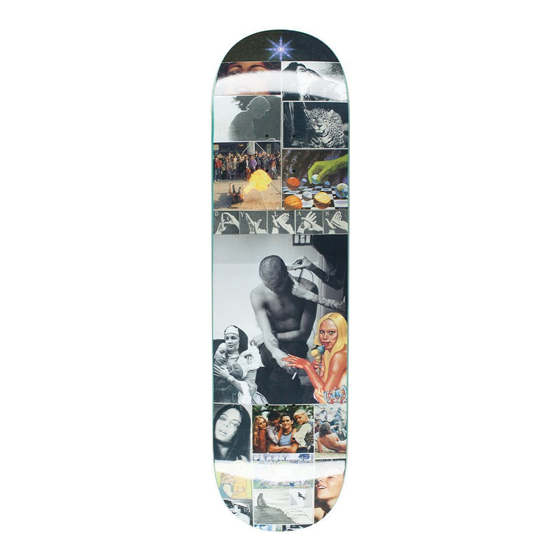 Fucking Awesome Dylan Collage Deck Product Photo