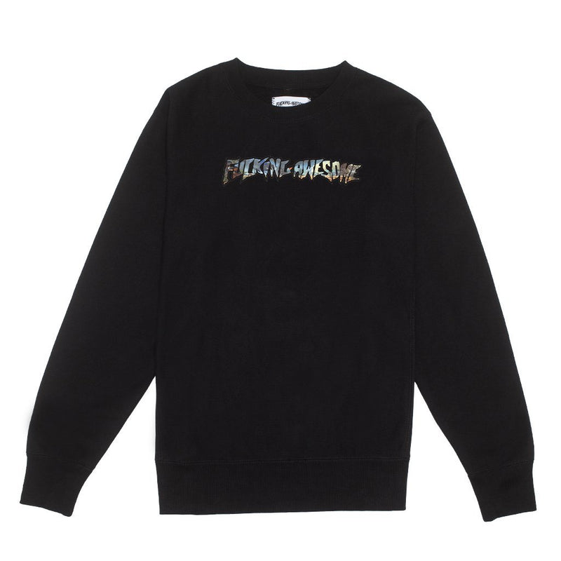Fucking Awesome Extinction Crewneck Product Photo
