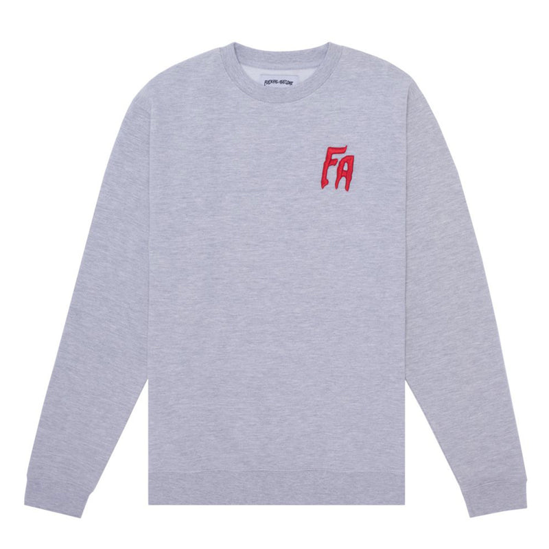 Fucking Awesome FA Crewneck Product Photo