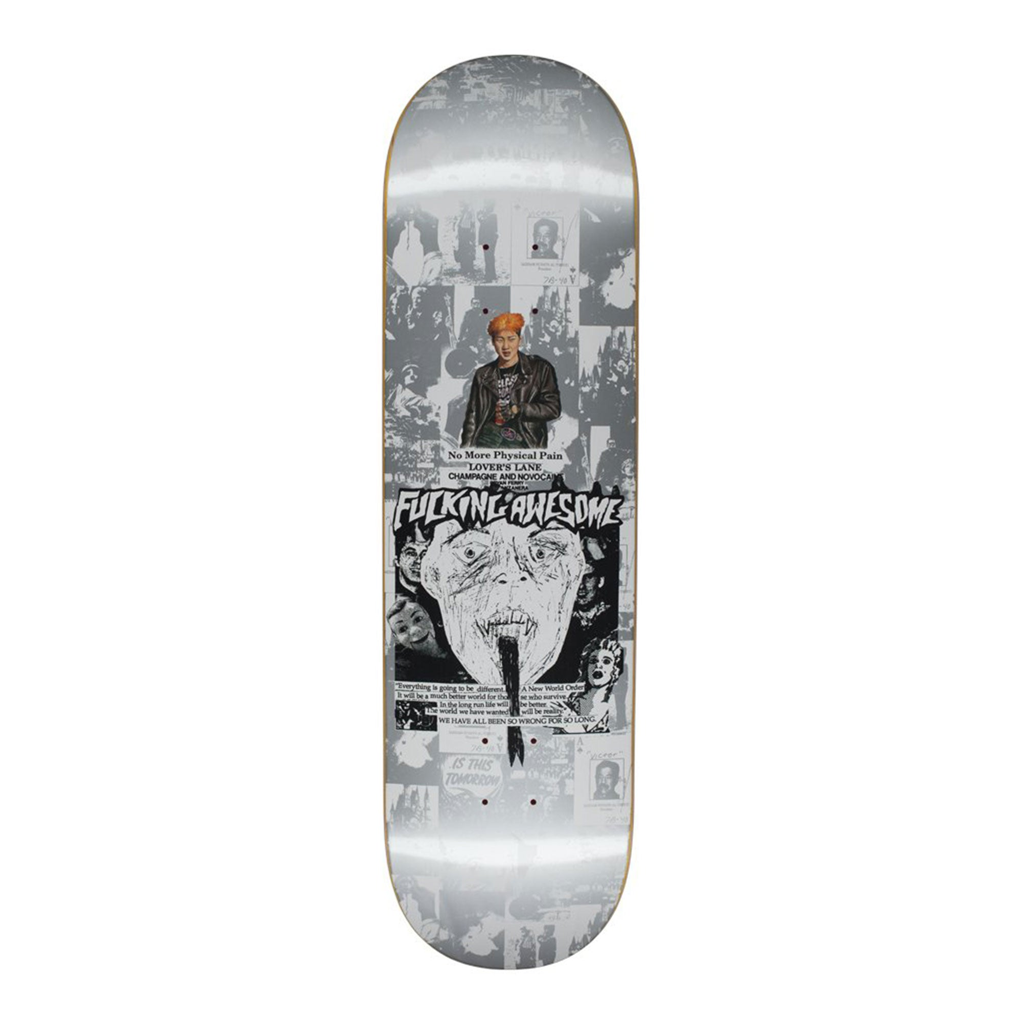 Fucking Awesome Face Reality Deck Product Photo #1