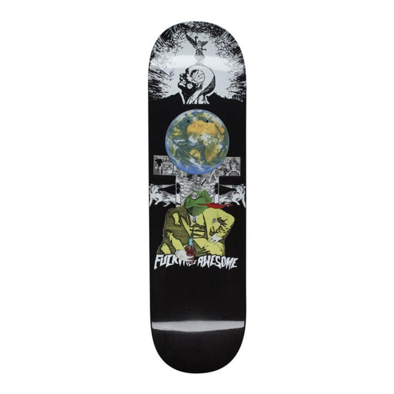 Fucking Awesome Frogman Dipped Deck Product Photo