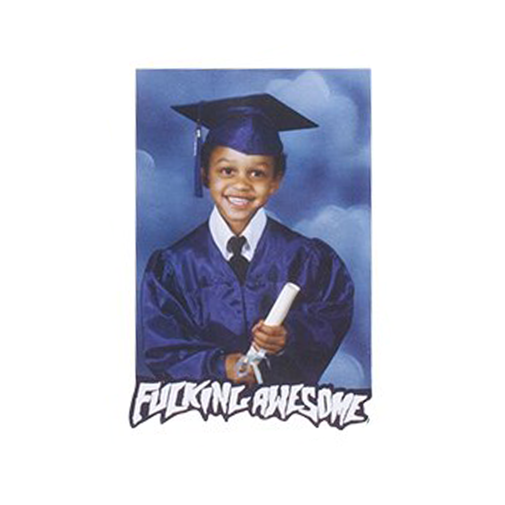 Fucking Awesome Class Photo Sticker - Kevin Bradley Product Photo #1