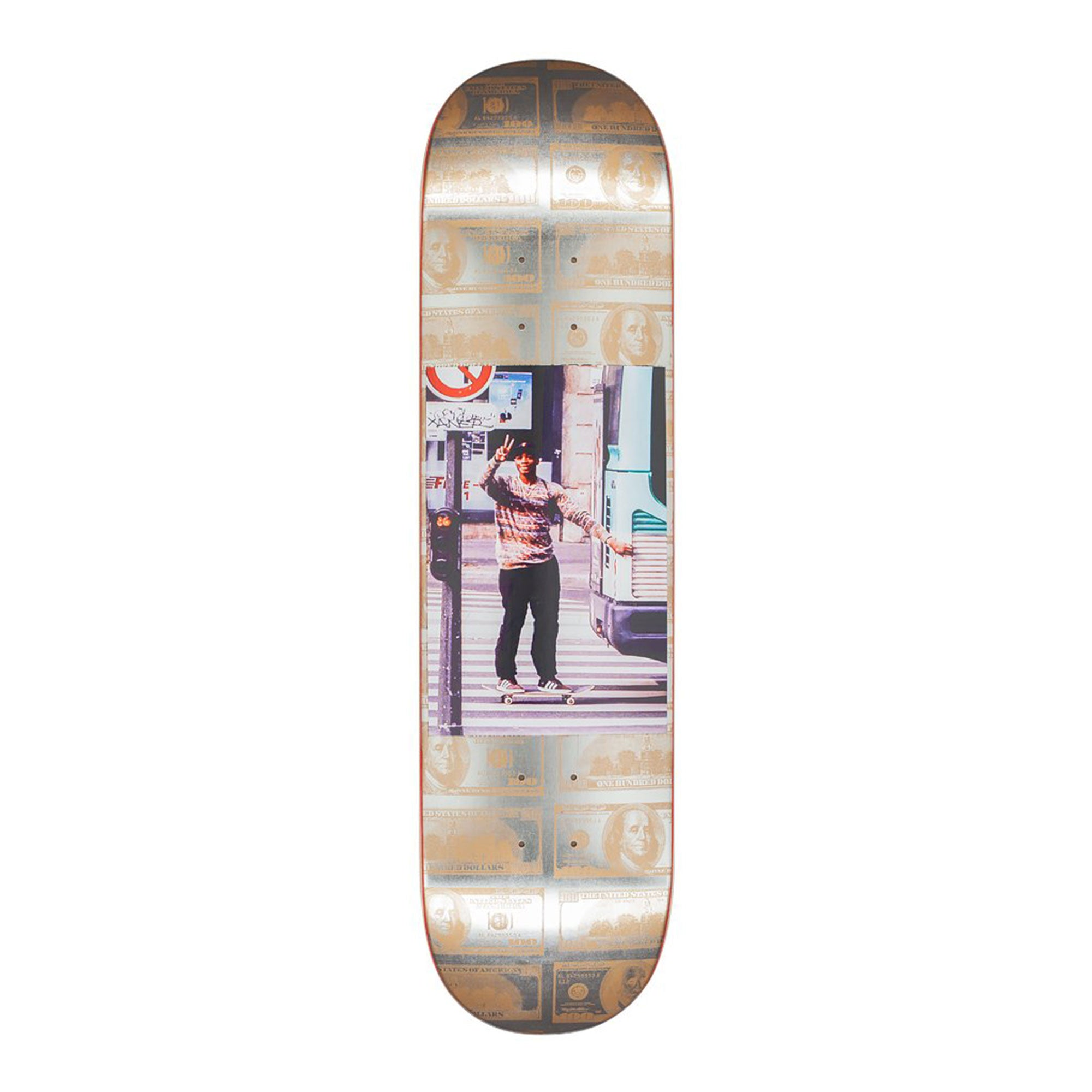 Fucking Awesome TJ Peace Out Deck Product Photo #1