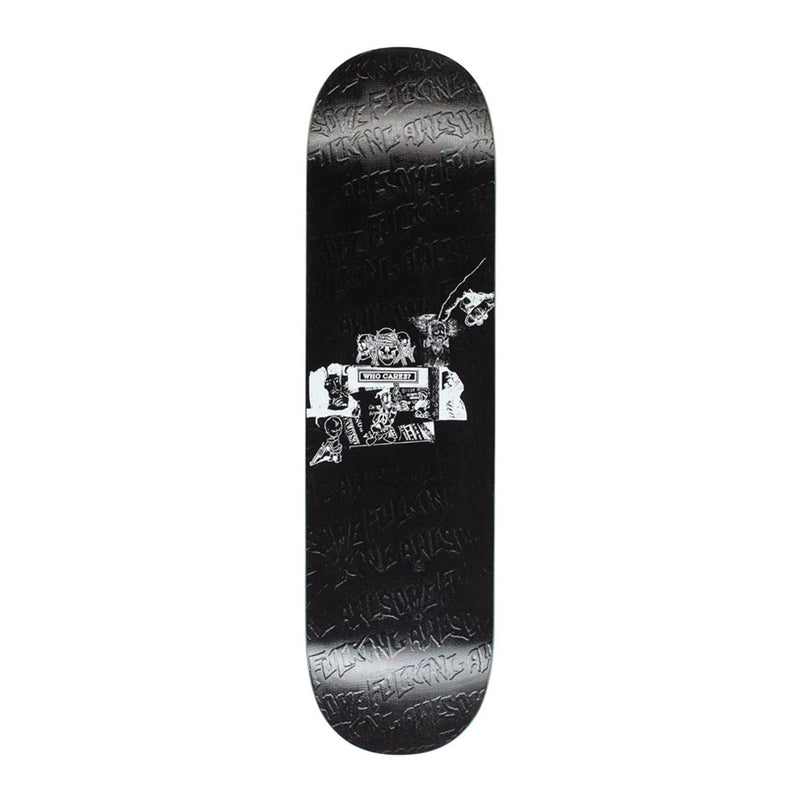 Fucking Awesome FA Who Cares Louie Deck Product Photo