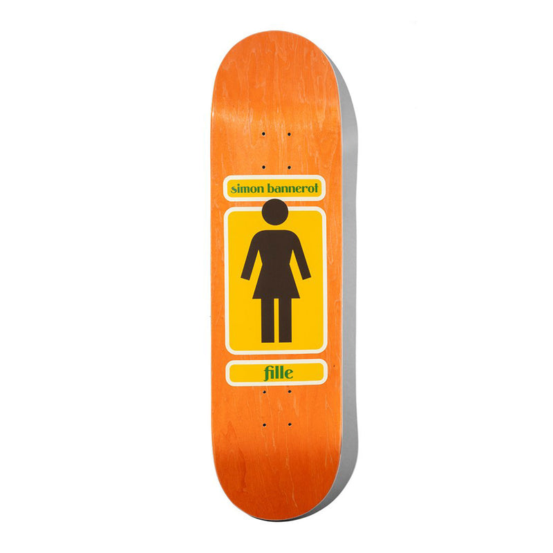 Girl 93 Til WR 39 Deck Product Photo