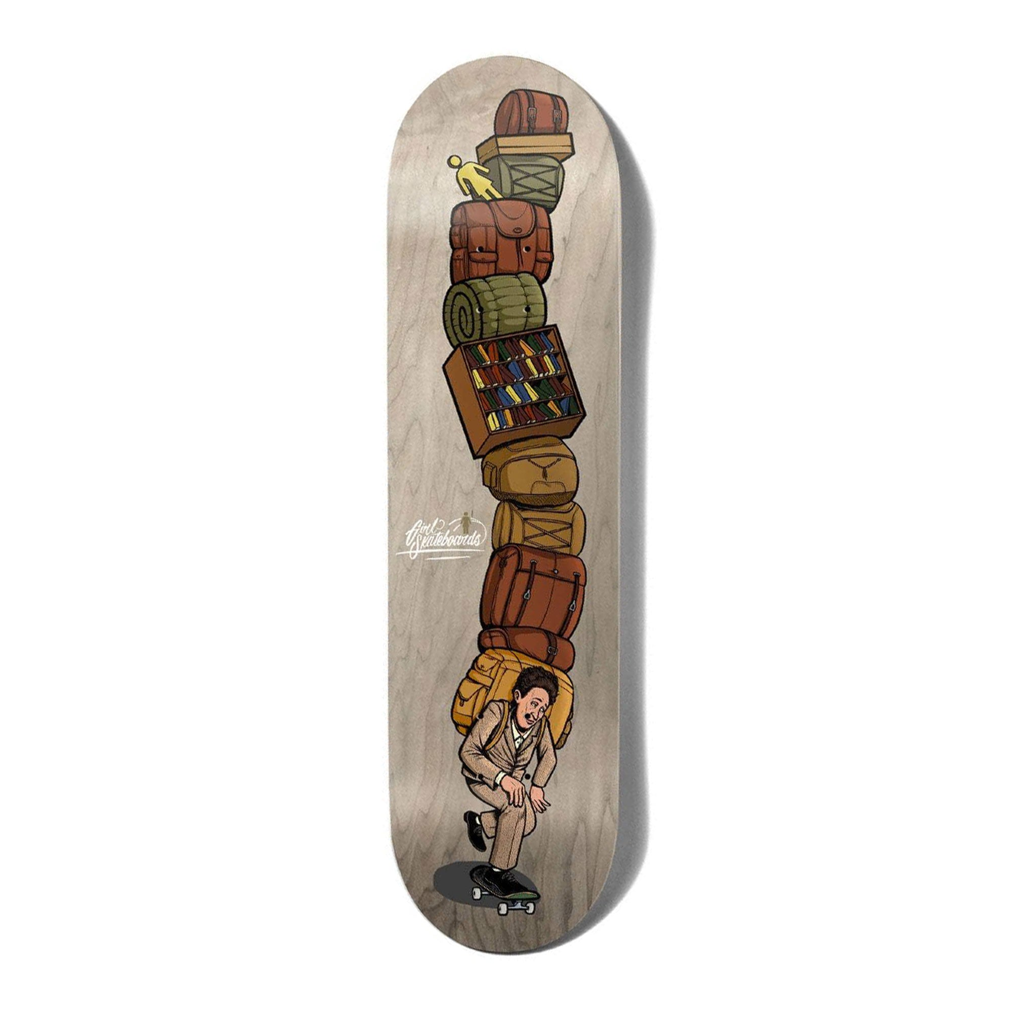 Girl Emotional Baggage Bennett Deck Product Photo #1