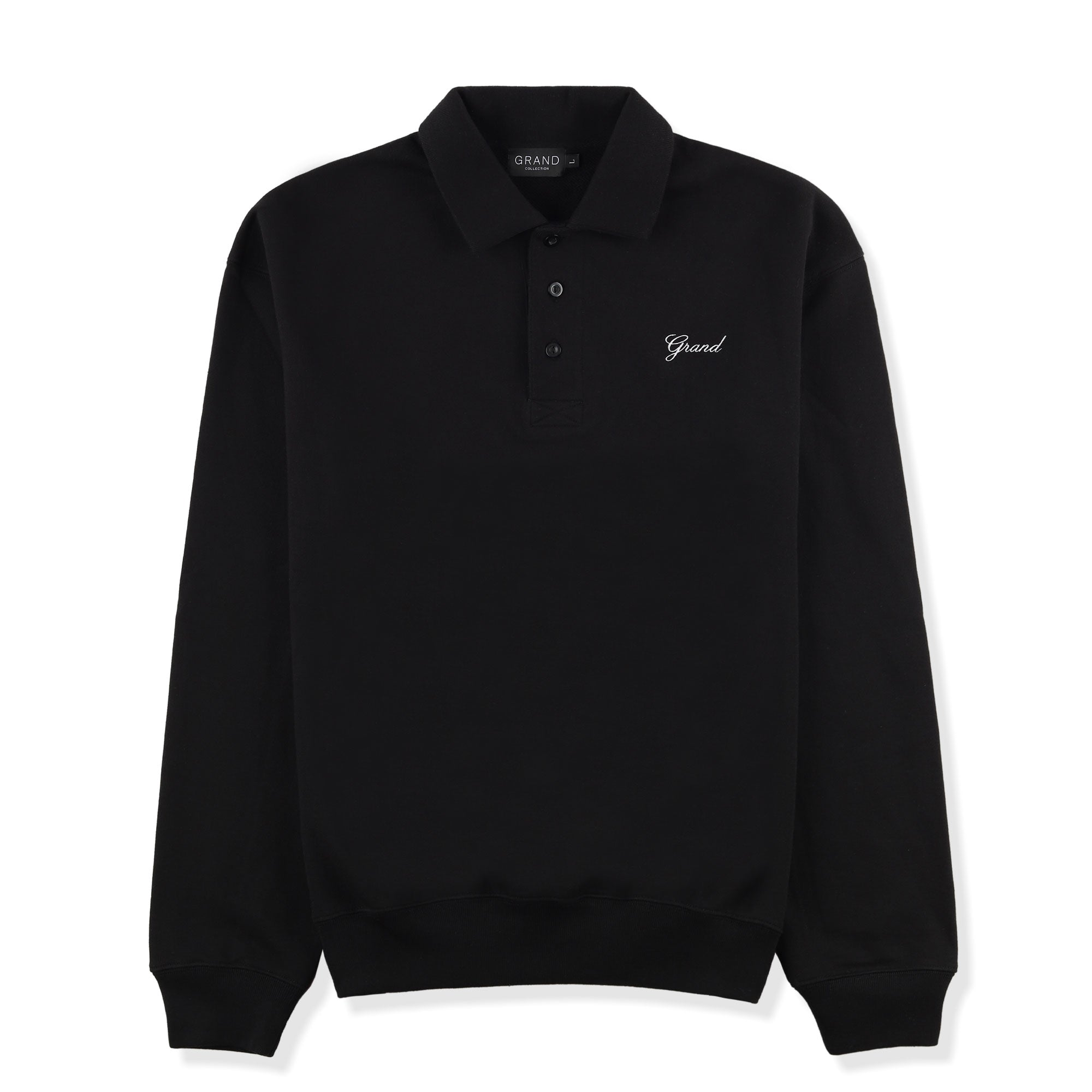 Grand Collection Collar L/S Polo Product Photo #1