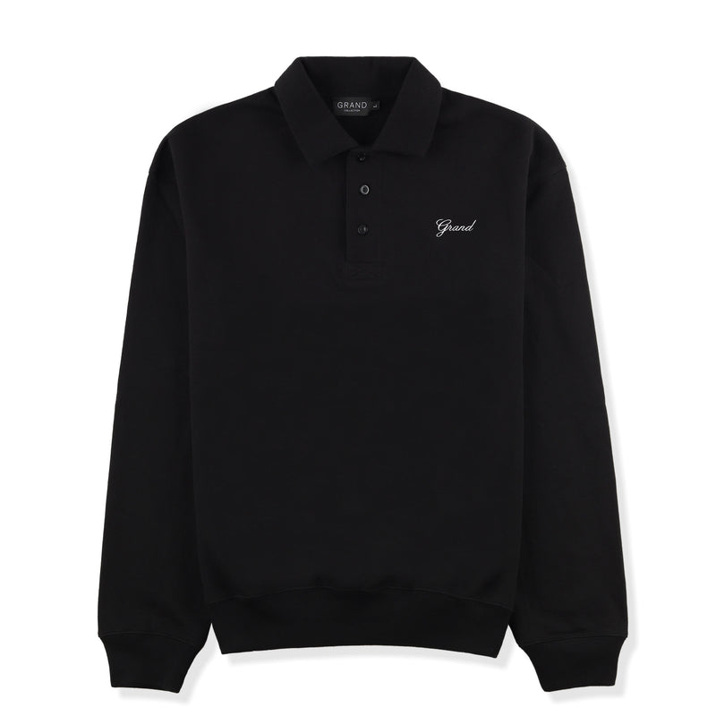 Grand Collection Collar L/S Polo Product Photo