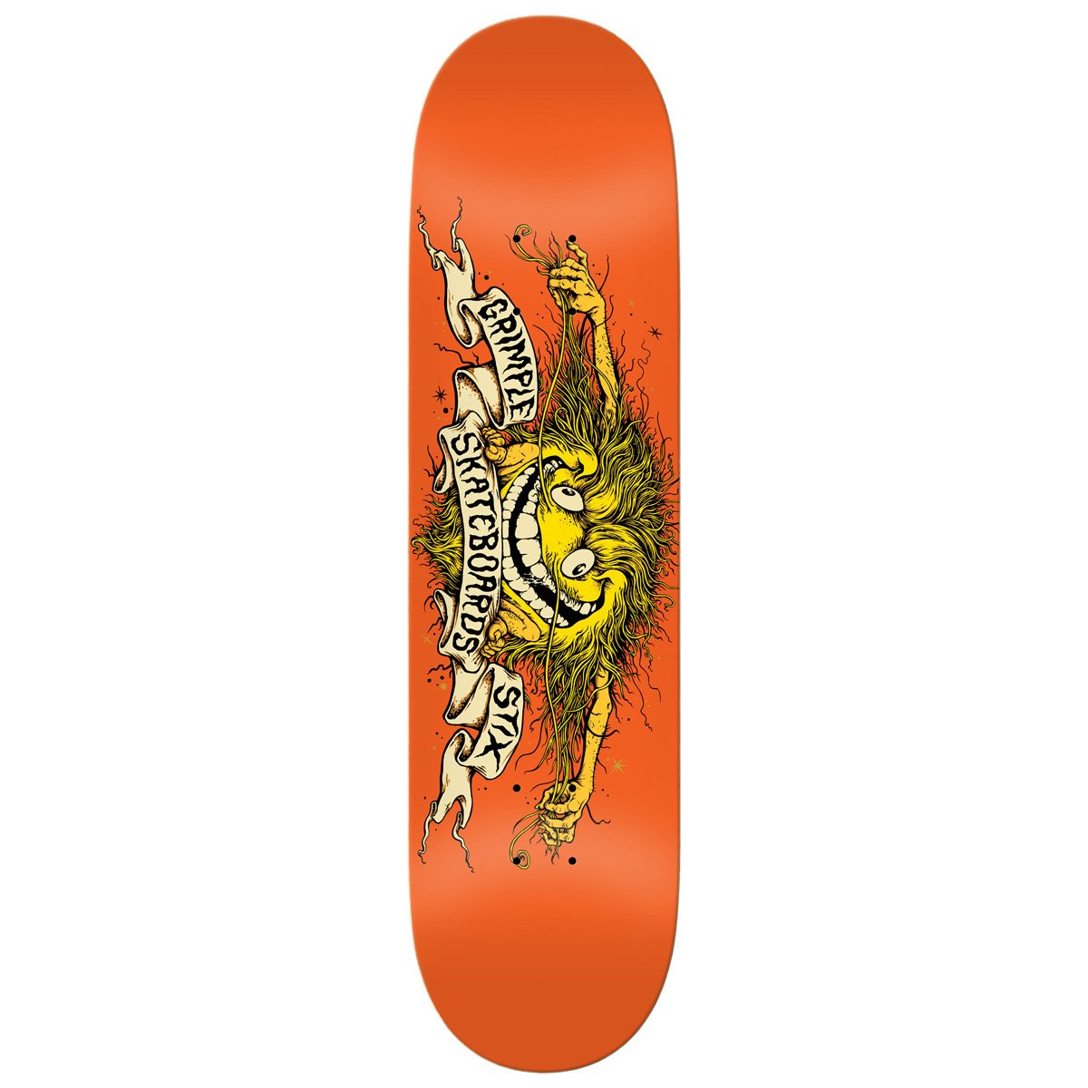 GRIMPLE STIX EAGLE DECK - 8.2