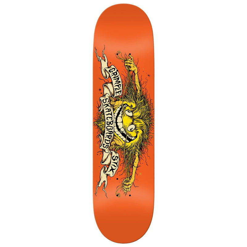 Anti-Hero Grimple Stix Eagle Deck - 8.2 Product Photo
